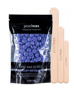 Pearl wax hard wax beans chamomile 100g