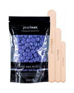 Pearl wax hard wax beans lavender 100g