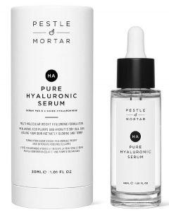 Pestle og mortar pure hyaluronic serum 30ml
