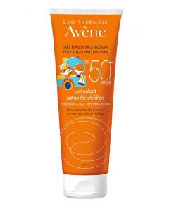 Pierre fabre eau thermale avéne lotion for children very high protection SPF50 250ml