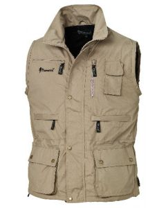 Pinewood Outdoor Vest (9088) i Sand (Small)