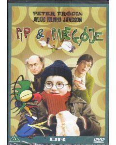 Dvdfilm Pip og Papeg