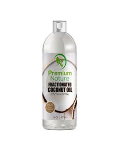 Premium nature fractionated coconut oil 437ml