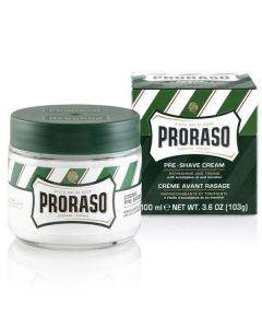 Proraso crema pre barba rinfrescante e tonificante 100ml