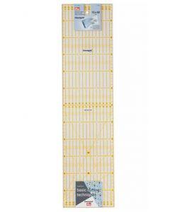 Prym omnigrid patchwork universal-lineal 15x60cm