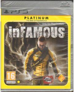 Ps3 Spil Infamous