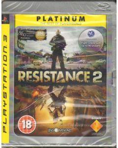 Ps3 Spil Resistance 2