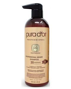 Pura d'or professional grade shampoo 473ml
