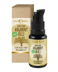 Purity vision 100% raw arganovy bio olej 30ml