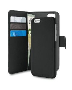 Puro wallet detachable 2 in 1 for iphone 6/6s/7/8