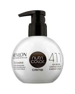 Revlon nutri color creme 3 in 1 cocktail 411 ash brown 270ml