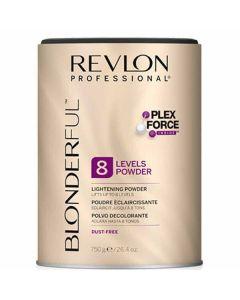 Revlon professional blonderful 8 levels powder lightening powder 750g
