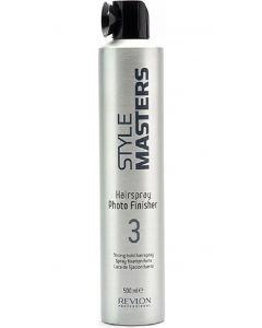 Revlon style masters hairspray photo finish 3 strong hold 500ml