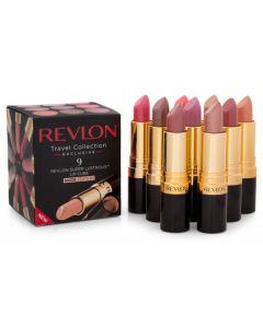 Revlon travel collection exclusive 9 revlon super lustrous lip cube