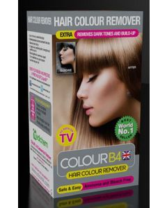 Revolution beauty london colour B4 hair colour remover