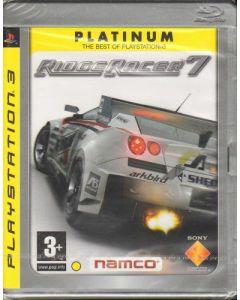 Ps3 spil Ridge Racer 7