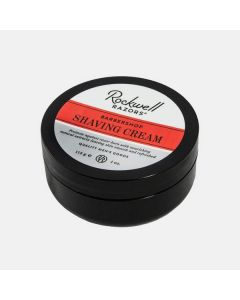 Rockwell razors barbershop shaving cream 113g