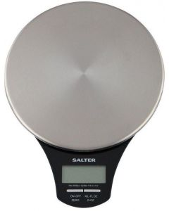 Salter electronic kitchen scale 1035 SSBKDR