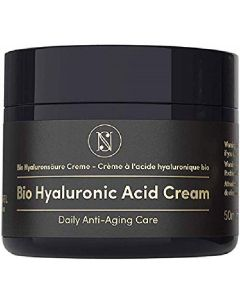 Satin natural bio hyaluronic acid cream 50ml