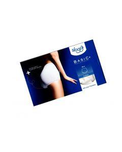 Sloggi basic+ premium comfort Maxi hvid str 42