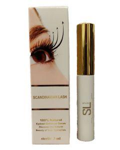 Scandinavian lash makes eyelashes longer thicker and fuller 3ml