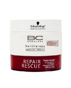 Schwarzkopf bc bonacure hairtherapht repair rescue treatment 200ml