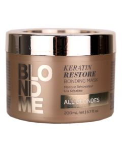 Schwarzkopf professional blondme keratin restore bonding mask 200ml