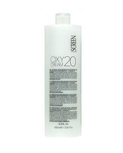 Screen oxy cream 20 vol. 6% 1L