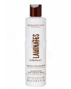 Sebastian Laminates Cellophanes shampoo for brunettes 8.5 oz.
