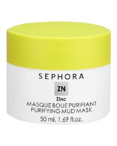 Sephora zinc purifying mud mask clear + mattify 50ml