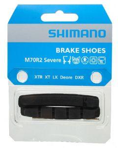 Shimano brake shoes M70R2
