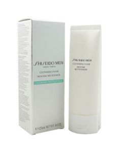 Shiseido men cleansing foam 125ml