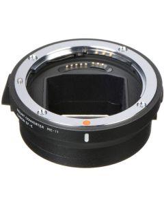 Sigma mount converter MC-11 canon EF-E (emballage ikke pæn)