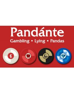 Sirlin games pandánte gambling 150 clay poker chips 2nd edition