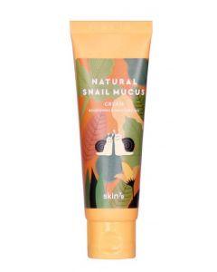 Skin79 natural snail mucus cream nourishing & moisturizing 50ml