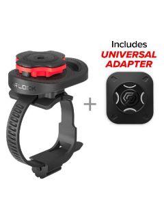 Spigen gearlock bike mount MS100 aerodyn series includes universal adapter