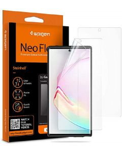 Spigen neoflex HD premium optical full coverage film for galaxy note 9 2pk