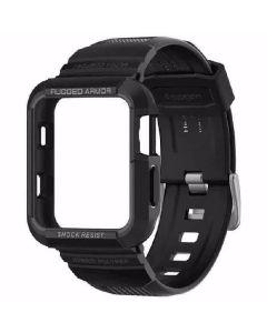 Spigen rugged armor pro case inkl. Rem 42mm for apple watch series 3/2/1