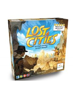 Spil lost cities kortspil