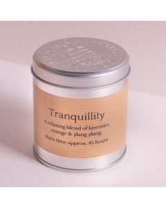 ST. eval candle company tranquillity