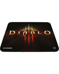 Steelseries QCK limited edition diablo 3 gaming mousepad 320mmx270mm