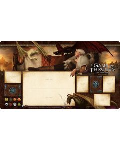 Stormborn playmat a game of thrones 14x24cm