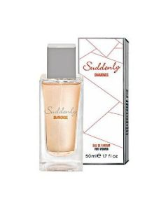Suddenly eau de parfum for women diamonds 50ml