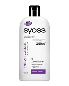 Syoss Revitalize & Strength Conditioner 500ml