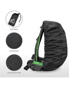 Terra hiker rain cover TH0061 sort small