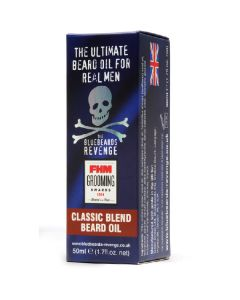 The bluebeards revenge the ultimate beard oil for real men 50ml