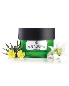 The body shop drops of youth cream 50ml