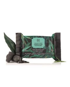 The body shop himalayan charcoal purifying facial soap 100g