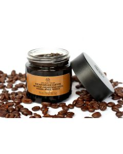 The body shop nicaraguan coffee intense awakening mask 75ml