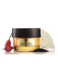 The body shop oils of life intensely revitalising gel cream 50ml
